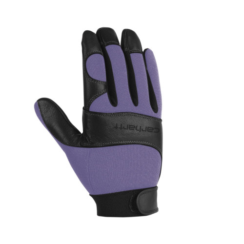 Carhartt Women's Dex High Dexterity Gloves Blue Dusk -WA659