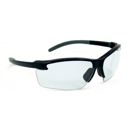 MSA Pyrenees Safety Glasses w/ Clear Anti-Fog Lens