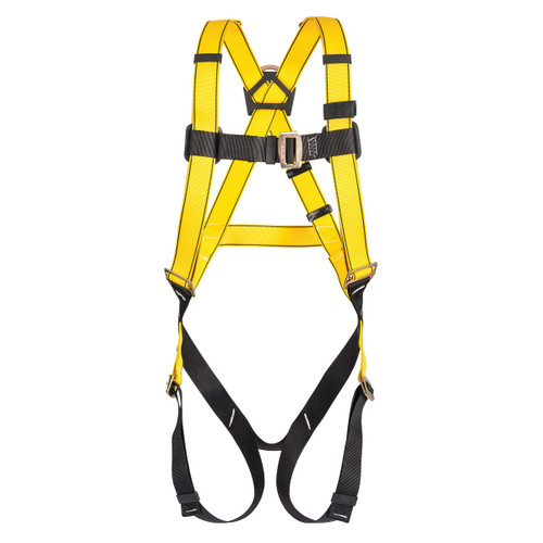 MSA Workman Single D-Ring Safety Harness