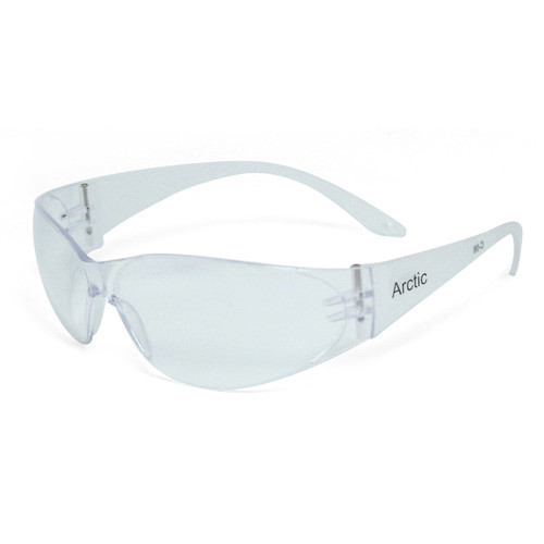 MSA Arctic Safety Glasses w/ Clear Lens