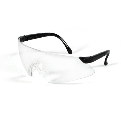 MSA Luxor Safety Glasses w/ Clear Lens