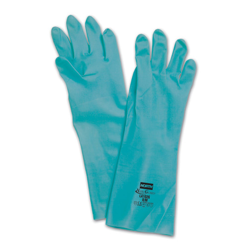 Honeywell North NitriGuard Chemical Resistant Gloves