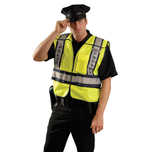 OccuNomix LUX-PSP ANSI Police and Public Safety Vest