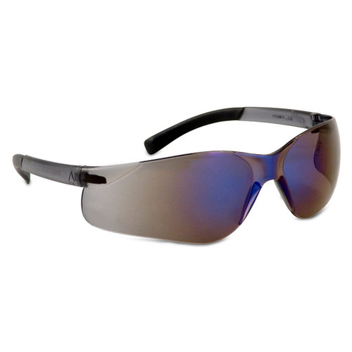 Pyramex Ztek Safety Glasses - Blue Mirror Lens