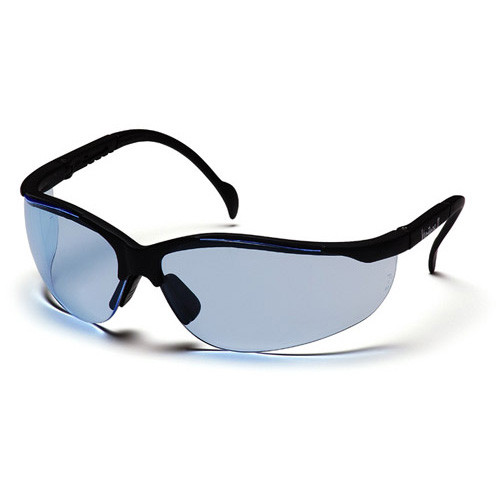 Pyramex Venture II Safety Glasses - Infinity Blue Lens