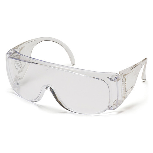 Pyramex Solo Clear Safety Glasses - S510S