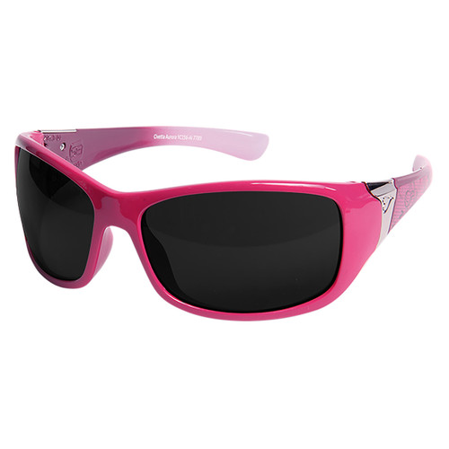 Edge Civetta Aurora Series Women's Safety Glasses - Pink Lace