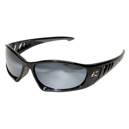Edge Baretti Silver Mirror Lens Safety Glasses