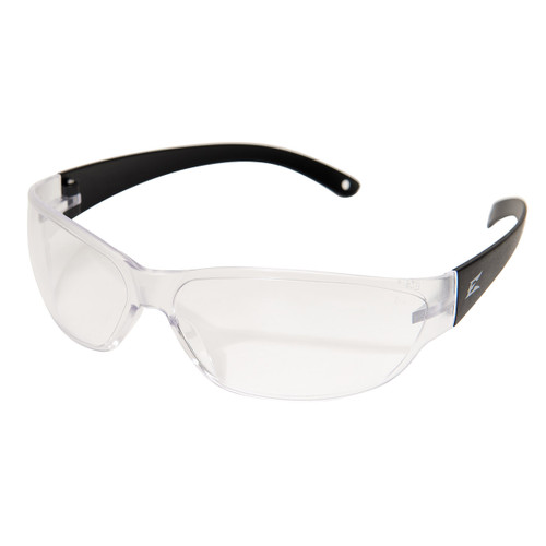 Edge Savoia Safety Glasses - Clear Lens