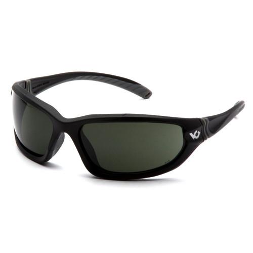 Venture Gear Ocoee Safety Glasses - Forest Gray Anti-Fog Lens