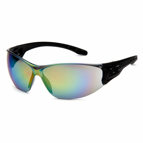 Pyramex TruLock Safety Glasses - Multi Mirror Lens - SB9556S