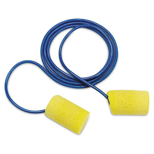 3M E-A-R Classic Corded Earplugs - 200 pairs