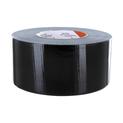 Shurtape PC618 Duct Tape 3 in x 60 yd - 10 mil - Black