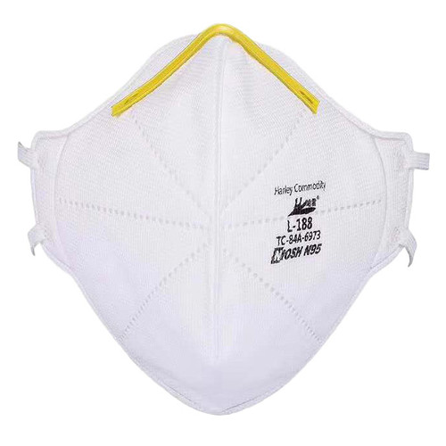 Pack of 20 Harley N95 Mask, Foldable Type - L-188/PT-N95F-01