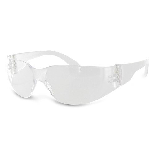 Radians Mirage Safety Glasses - Clear Lens