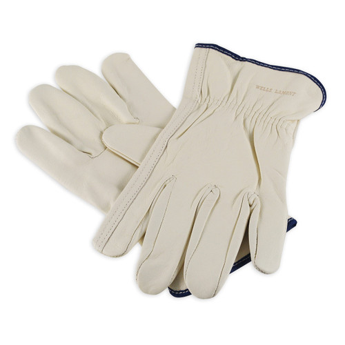 Wells Lamont Grain Cowhide Leather Driver Gloves - Y0131