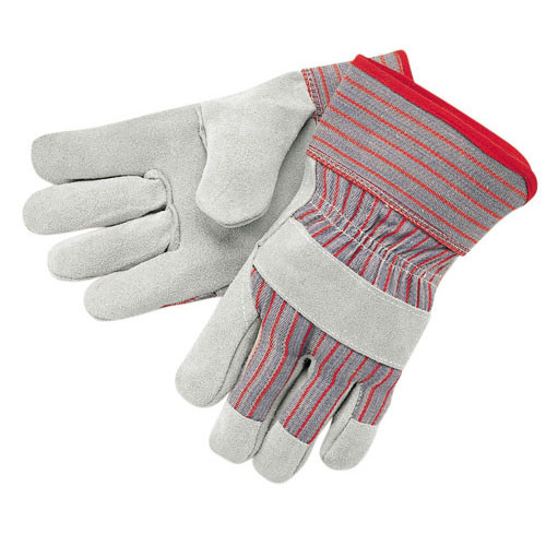 Memphis Economy Cowhide Leather Palm Work Gloves - 1200S