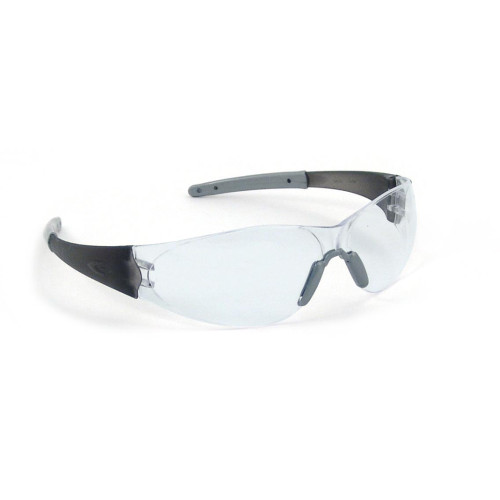 Crews CK2 Safety Glasses with Clear Lens