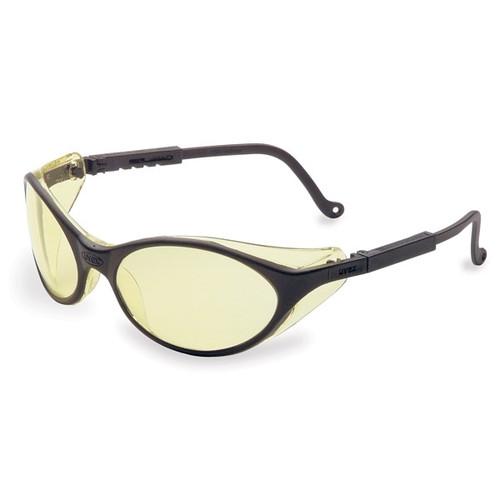 Uvex Bandit Safety Glasses w/ Amber Lens