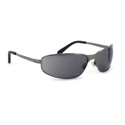 Uvex Tomcat Safety Glasses - Gray Lens
