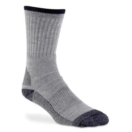 Wigwam Socks - At Work Double Duty - 2 Pack - Grey