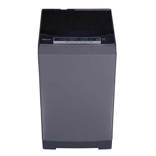 1.6 Cu. Ft. Top Loading Compact Washer - Stainless Steel