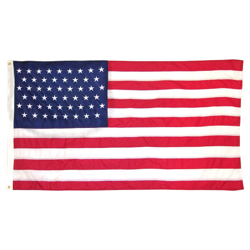 51 Star American Flag 3ft x 5ft Sewn Nylon