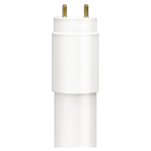 T8 LED 4ft. Hybrid Tube (A+B) - 18 Watts - 2160 Lumens - Direct Wire - Double Ended Power - Euri