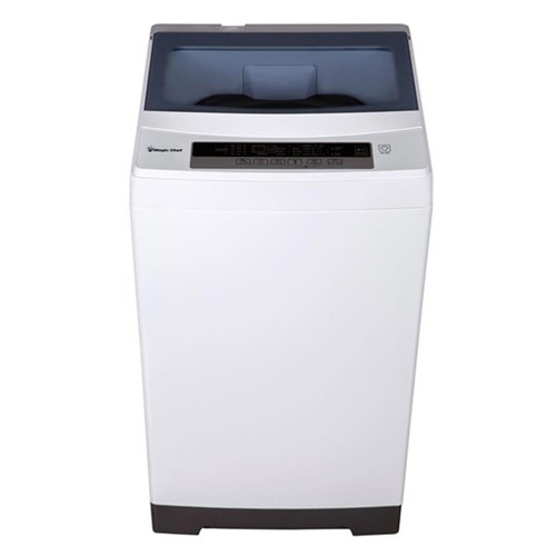 1.6 Cu. Ft. Top Loading Compact Washer - White