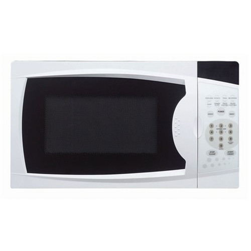 0.7 Cu. Ft. Countertop Microwave - 700 Watt - White