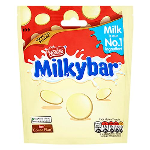 Nestle Milkybar Buttons - 3.63oz (103g)