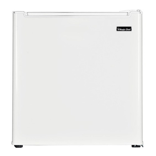 Magic Chef 1.7 Cu. Ft. Compact Refrigerator - White - MCR170WE