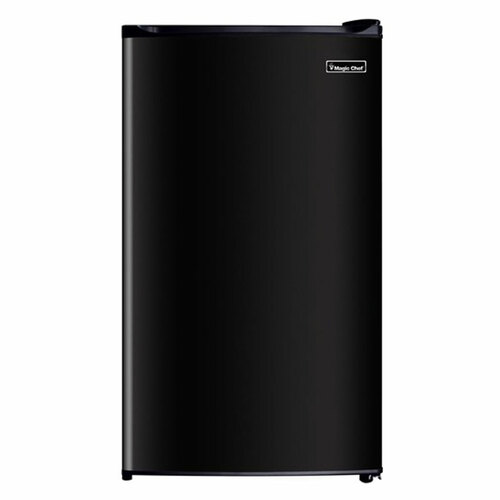 Magic Chef 3.5 Cu. Ft. Compact Refrigerator - Black - MCBR350B2