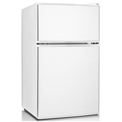 Keystone 3.1 Cu. Ft. Compact Refrigerator w/ Freezer Section - White - KSTRC312CW