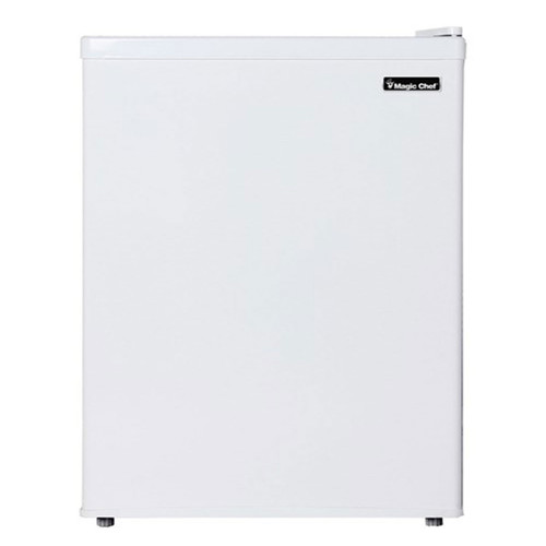 Magic Chef 2.4 Cu. Ft. Compact Refrigerator - White - MCBR240W1