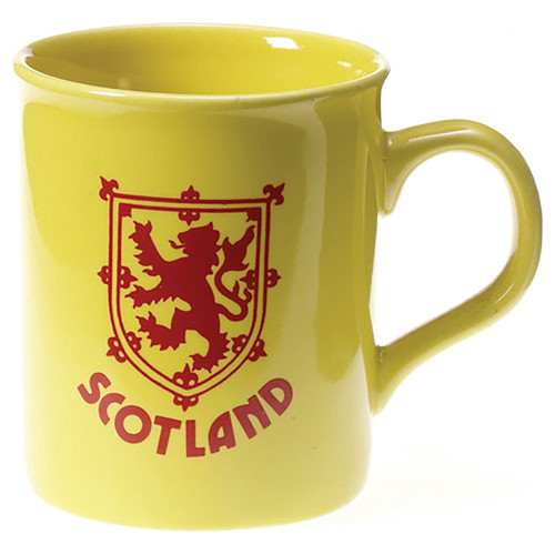 Scottish Lion Ceramic Mug - 8oz