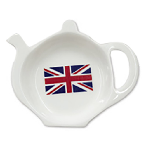 Crown Trent Union Jack - Teabag Tidy