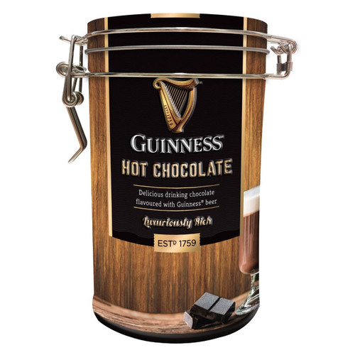 Guinness Drinking Chocolate Tin - 7.05oz (200g)
