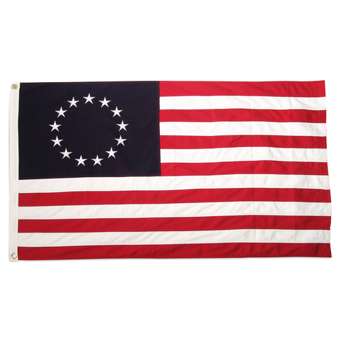 Betsy Ross 3ft x 5ft Cotton flag