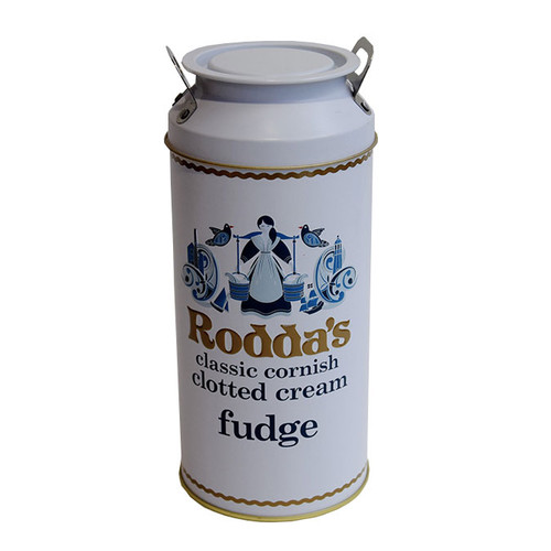 Rodda's Luxury Fudge Churn Tin  - 6.20oz (175g)