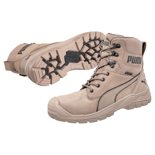 Puma Safety Men's Conquest Stone CTX High Safety Boot - 630745