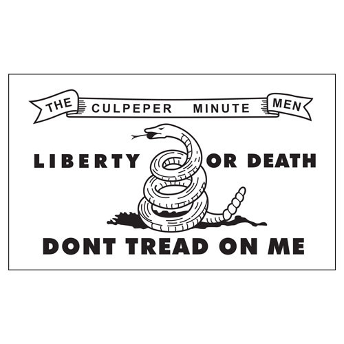 Culpeper 3ft x 5ft Printed Polyester Flag