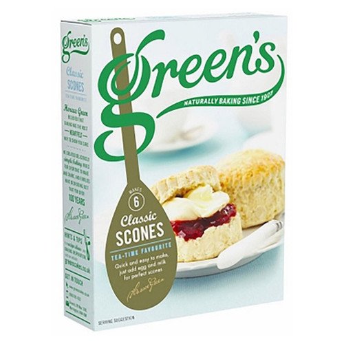 Greens Classic Scone Mix - 9.87oz (280g)