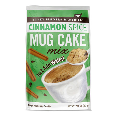 Mug Cake Mix - Cinnamon Spice - 2.82oz (80g)