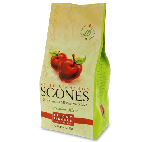 Scone Mix - Apple Cinnamon - 15oz (425g)