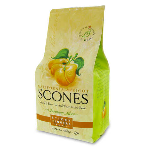 Scone Mix - Apricot - 15oz (425g)