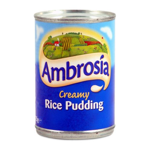 Ambrosia Creamed Rice Pudding - 14oz (400g)