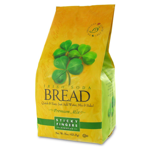 Sticky Fingers Irish Soda Bread - 15oz (425g)
