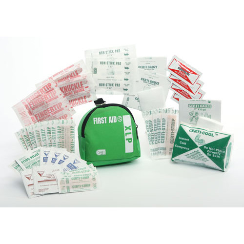 Personal XL-Pouch First Aid Kit