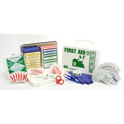 Construction Series 16-Unit First Aid Kit